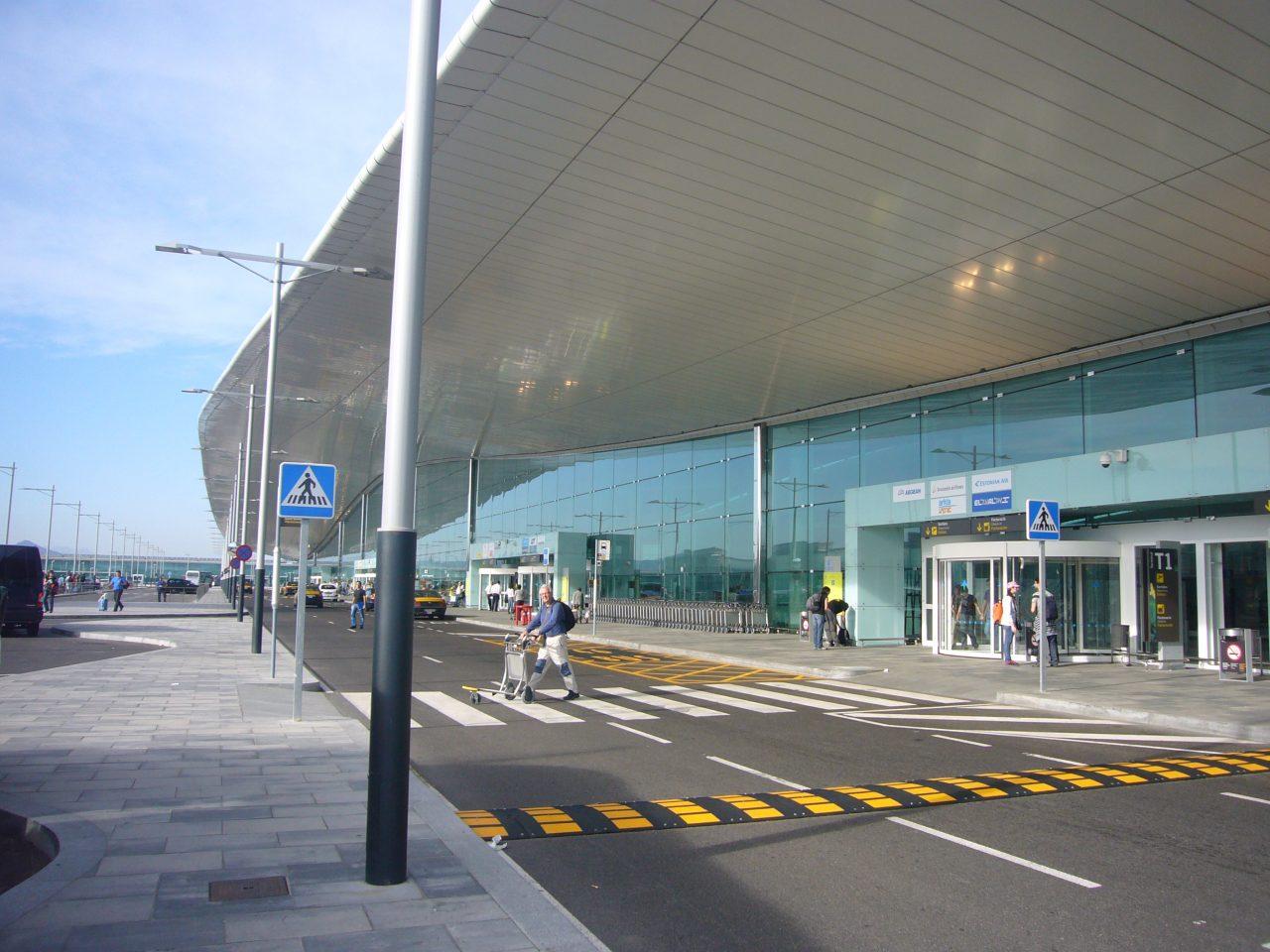 Barcelona lotnisko